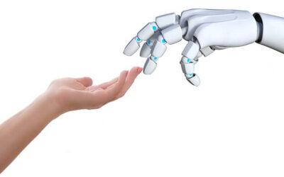 Robotyzacja w biznesie. Gdzie pracują roboty?
