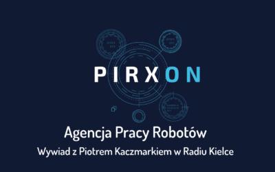 Agencja Pracy Robotów – Wywiad w Radio Kielce