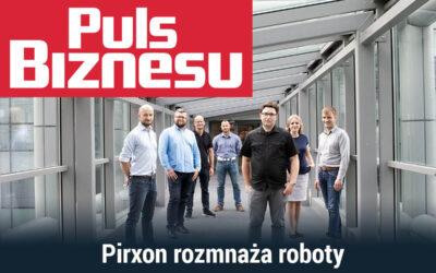 Pirxon rozmnaża roboty
