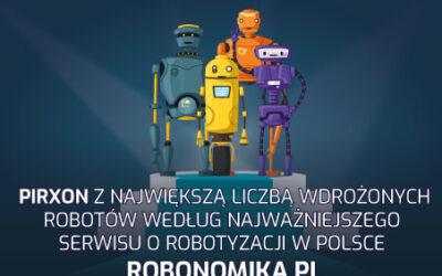 Kto wdrożył najwięcej robotów RPA w Polsce?
