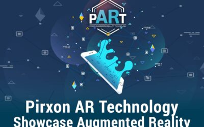 Film Pirxon AR Technology Showcase czyli Rozszerzona Rzeczywistość w akcji