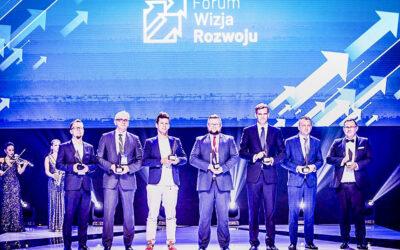 """PIRXON SA Laureatem Nagrody Głównej w kategorii """"INNOWACYJNOŚĆ"""" III-go Forum Wizja Rozwoju"""