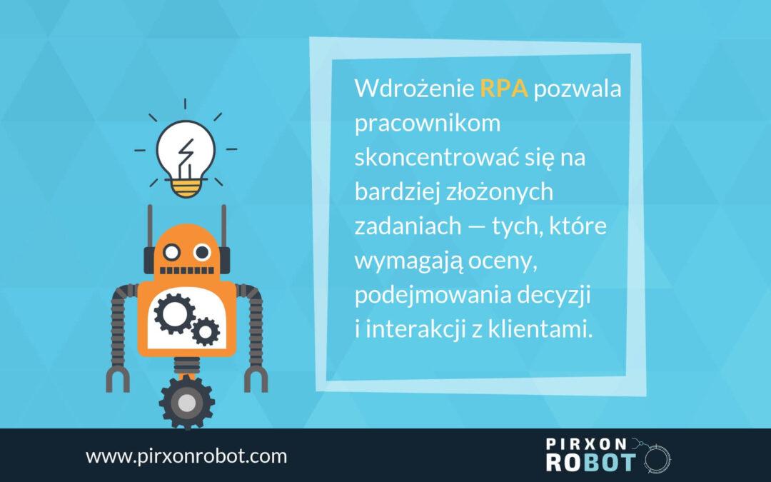 Robotic process automation Polska