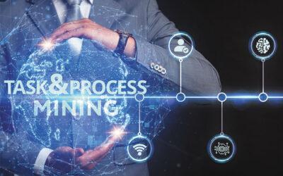 Czym jest Task mining i Process mining?